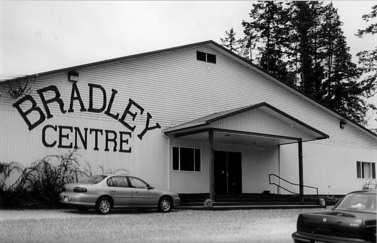 Bradley Centre in Cooms, near Parksville